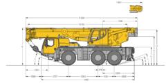 Liebherr LTM 1055/1